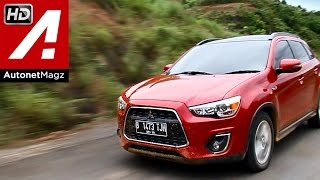 Test Drive Mitsubishi Outlander Sport Facelift 2015 Indonesia by AutonetMagz