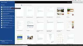 Office365 op een Chromebook