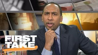 Stephen A. Smith says Ben Roethlisberger should retire | First Take | ESPN