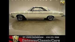 1964 Dodge Polara- Gateway Classic Cars St. Louis, MO