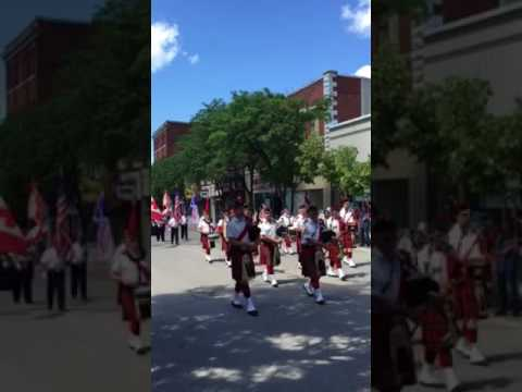 Scottish Festival Orillia 2017