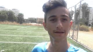 איך אני משחק כדורגל