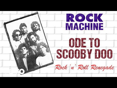 Ode To Scooby Doo - Rock Machine | Rock 'n' Roll Renegade | Official Audio Song