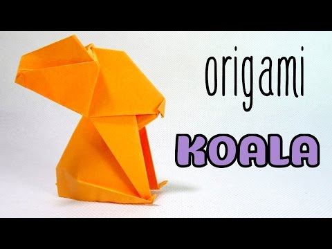 Origami Koalas - Page 1 of 2   Gilad's Origami Page   360x480