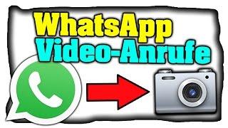 So funktionieren die neuen Video-Anrufe bei WhatsApp!