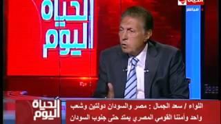 برلماني: محاولة شق الصف بين مصر والسودان مكشوفة.. فيديو