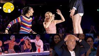 3 Unexpected Events On Got Talent 🚨 thumbnail