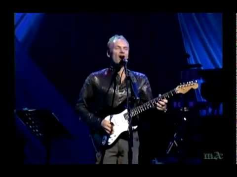 Sting - A Thousand Years (live, subtitulos español)