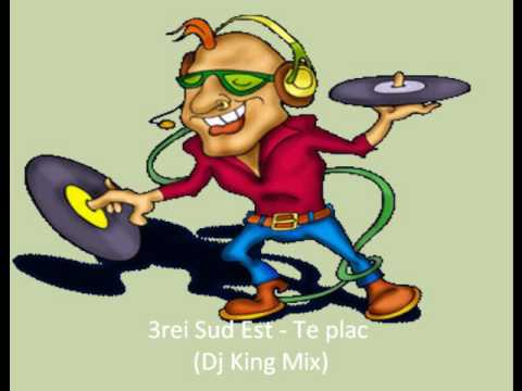 3rei Sud Est - Te plac (Dj King Mix)