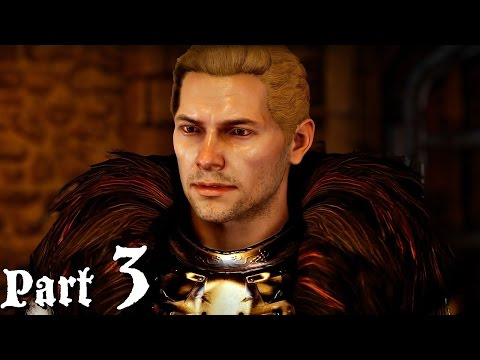 Dragon Age: Inquisition - Part 3 (Haven's Chantry / War Table / Apothecary)