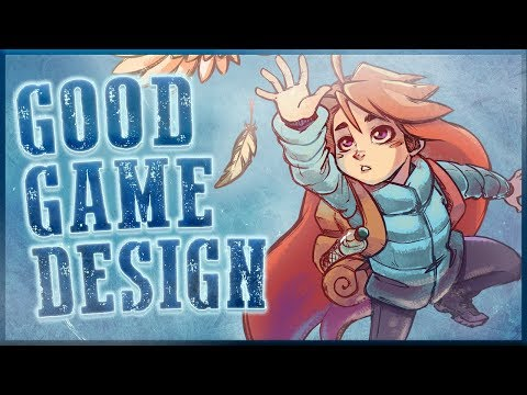 How Celeste Teaches You Its Mechanics - Good Game Design