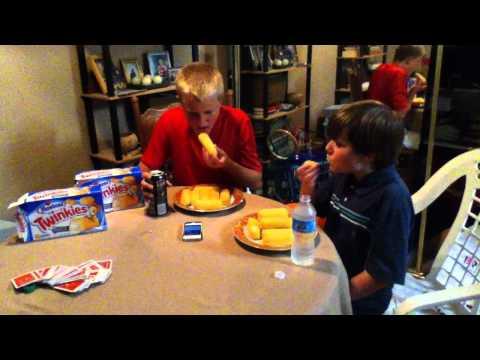 The Twinkie Challenge
