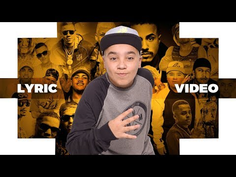 Thumbnail: MC Pikachu - Trombar a Novinha (Lyric Video) DJ LK