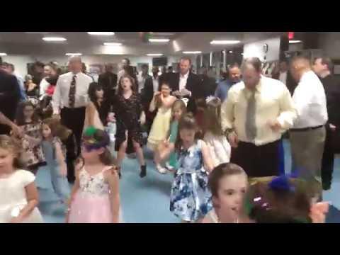 Father Daughter Dance April 2019 at Gene Witt Elementary School Bradenton FL