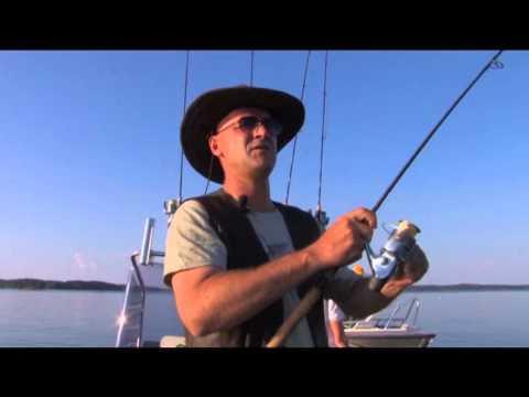 Fishing at Saimaa with SaimaaHoliday guides