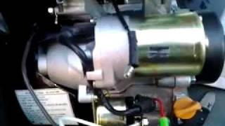 6.5hp predator electric start test