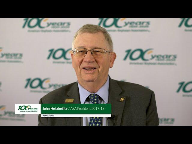 President Profiles John Heisdorffer