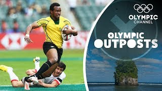 """Can Jamaican Rugby find """"Cool Runnings"""" success on grass? 