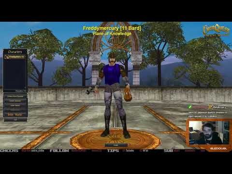 Tuto prise en main EverQuest Retro