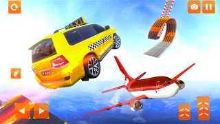 Taxi Car Stunt Games 3D: Ramp Car Stunt | Android Game - HD Quality Video (720p,60Fps)