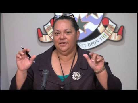 Cayman Islands Government Cabinet Press Briefing April 18 2013