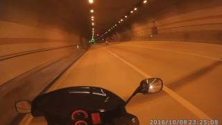 BMW S1000RR Akrapovič slip-on and S1000XR SUONO slip-on sound