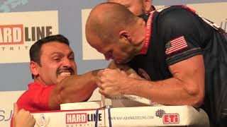 World Arm Wrestling Championship 2018 (DAY 4 RIGHT HAND HIGHLIGHTS PART 2)