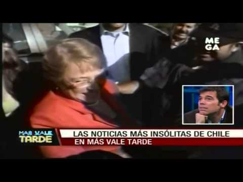 Las cosas que sólo pasan en Chile. Las noticias más insólitas en Más Vale Tarde