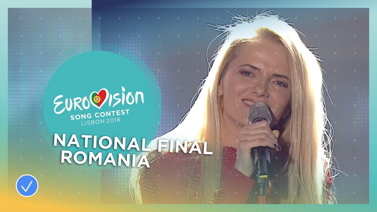 The humans goodbye romania national final How to say goodbye in romanian