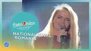 The Humans - Goodbye - Romania - National Final Performance - Eurovision 2018