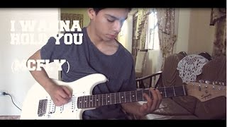 I wanna hold you - Mcfly - cover