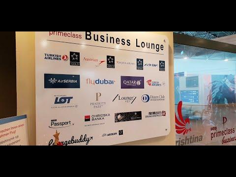 Skopje Airport Business Lounge