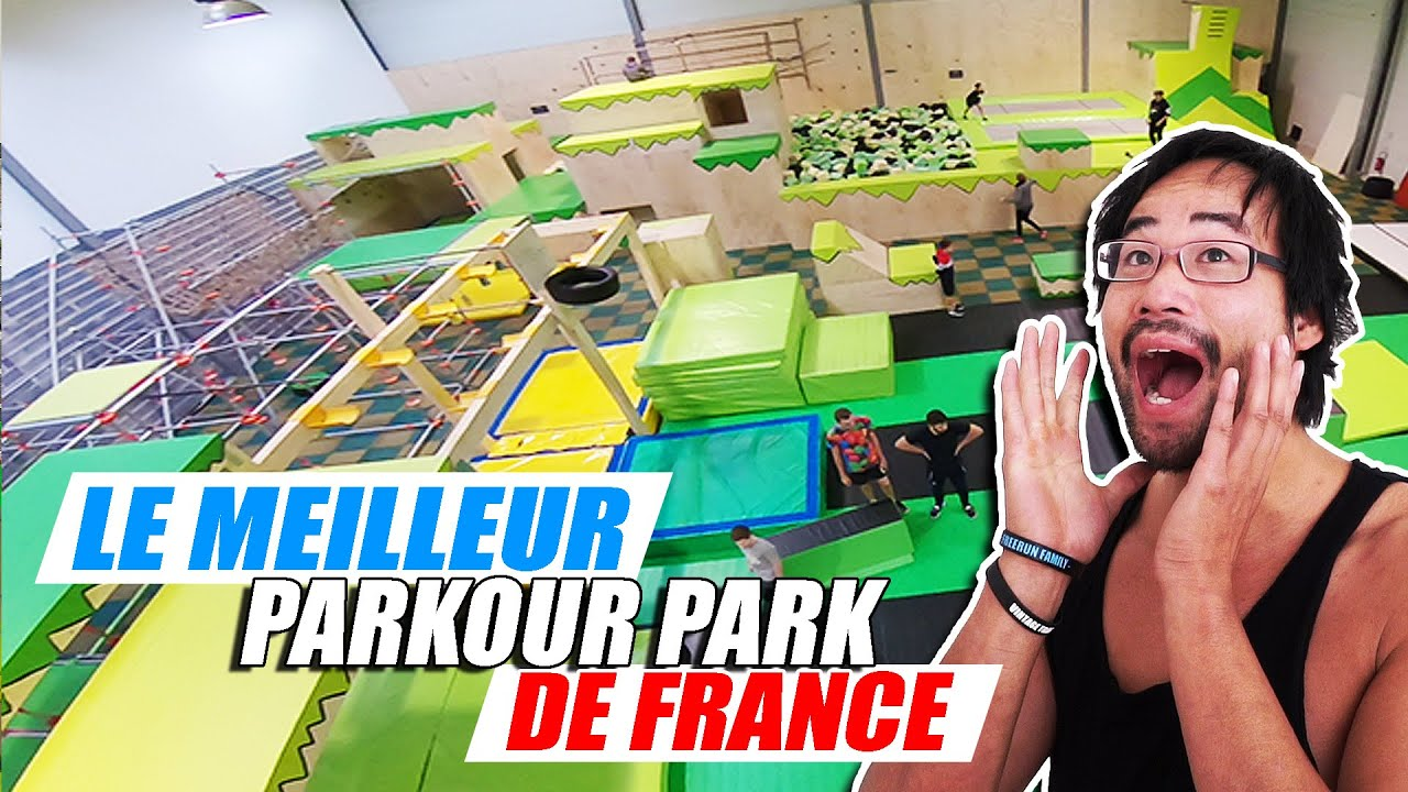 Parkour Ninja Trampoline Toulouse Urban Corp