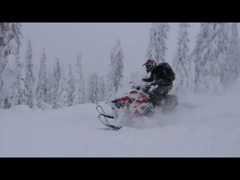 Revelstoke BC Backcountry Snowmobiling - February 2018