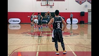 NO.1 Chinese Guard in Los Angeles ??? Johnathan Chu CEB Season HighLight