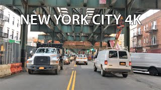 New York City 4k - Worldand39s Most Diverse District - Queens Drive