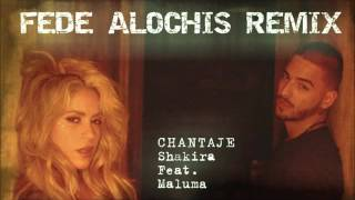 Shakira ft  Maluma - Chantaje REMIX  FREE DOWNLOAD