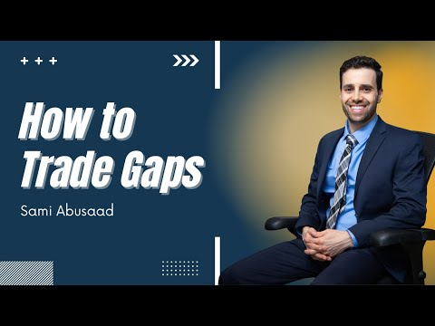 How to Trade Gaps | Webinar by Sami Abusaad