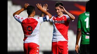 Highlights Cercle Bruges 0 2 AS Monaco Ben Yedder Golovin