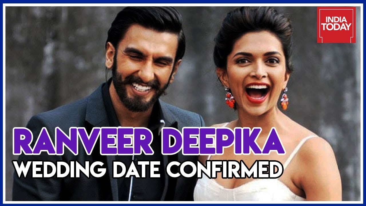 Deepika Padukone And Ranveer Singh Confirm November Wedding