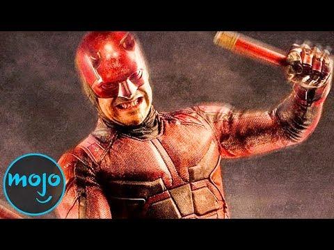 Top 10 Epic Superhero TV Show Fight Scenes