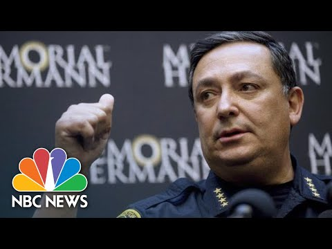 Houston Police Reveal Identities Of Suspects In Firefight With Officers | NBC News