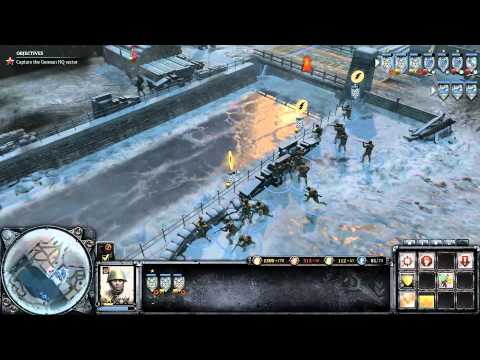 Company of Heroes 2: Land Bridge to Leningrad