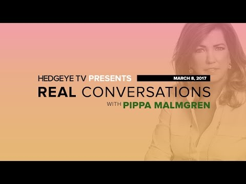 Pippa Malmgren Unplugged: Investing In An Age of Global Angs