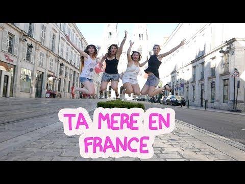 TA MÈRE EN FRANCE : ANGIE PART EN WEEK-END DÉLIRE AVEC SES COPINES À ORLÉANS - ÉPISODE 1
