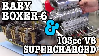 12 Awesome Tiny Engines That Could Power An RC Model