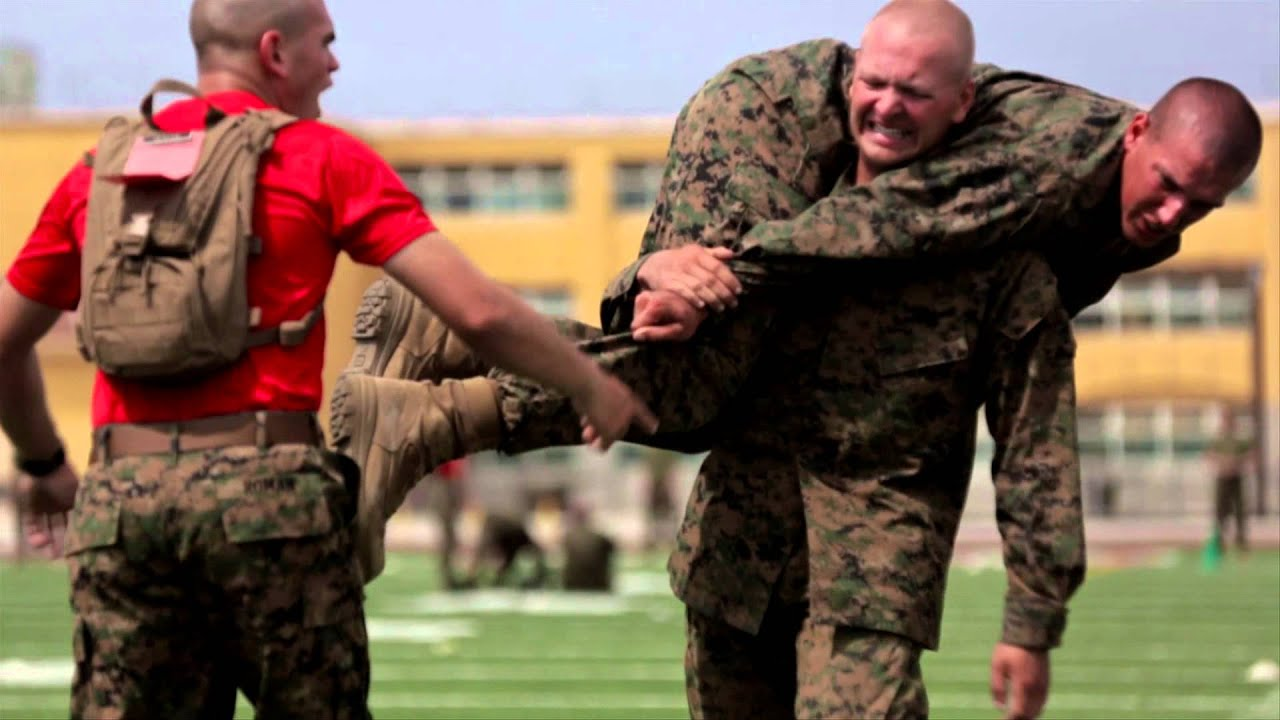 Ask A Marine: How are Marines Different? - YouTube