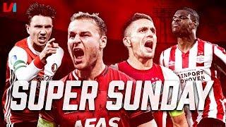 ANALYSE SUPER SUNDAY: Koppositie Ajax In Gevaar & Feyenoord Hoopt Op Magische Kuip!