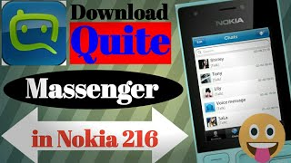 Downloading installing subway surfers in nokia 216 nokia phones in hindi