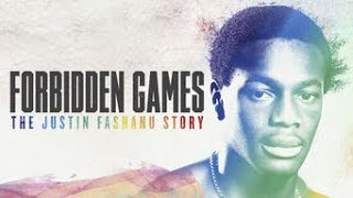 Forbidden Games The Justin Fashanu Story Review (Netflix)